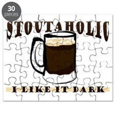 Stoutaholic - I Like It Dark Puzzle