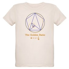 Golden Ratio - triangles T-Shirt