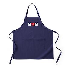 Music Heart Mom Apron (dark)