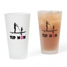 SUP_MOM Drinking Glass