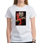 Lady & Cavalier (BT) Women's T-Shirt