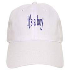 Its a boy Baseball Baseball Cap
