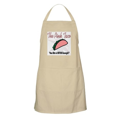 The Pink Taco BBQ Apron