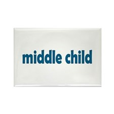 middle child Rectangle Magnet