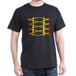 Triangle Glyph 04 H Dark T-Shirt