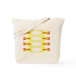 Triangle Glyph 04 H Tote Bag