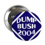 Dump Bush 2004 Button (10 pack)