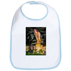 Fairies & Cavalier (BT) Bib