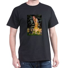 Fairies & Cavalier (BT) Dark T-Shirt
