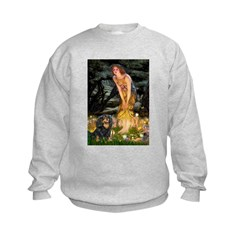 Fairies & Cavalier (BT) Kids Sweatshirt