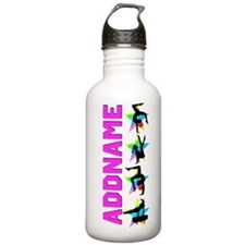 STUNNING GYMNAST Sports Water Bottle