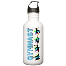 ADORABLE GYMNAST Water Bottle