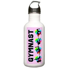 GYMNAST LOVE Sports Water Bottle