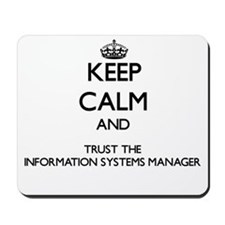 Keep Calm and Trust the Information Systems Manage