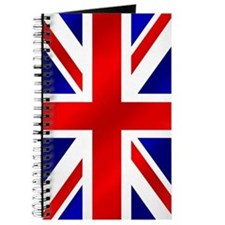Union Jack Uk Flag Journal