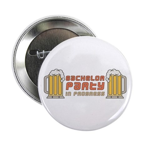 "Bachelor Party 2.25"" Button (100 pack)"