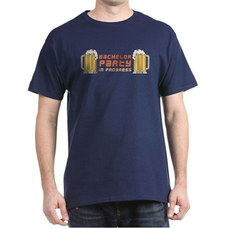 Bachelor Party Dark T-Shirt