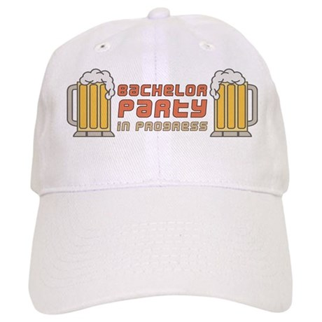 Bachelor Party Cap