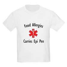 Carries Epi Pen T-Shirt