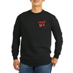 HOT Long Sleeve Dark T-Shirt