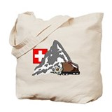 Alpine Hike Tote Bag