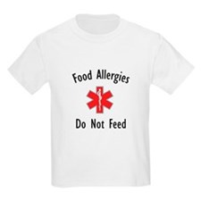 Do Not Feed/Epi Pen T-Shirt