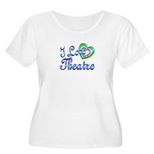 I Love Theatr T-Shirt