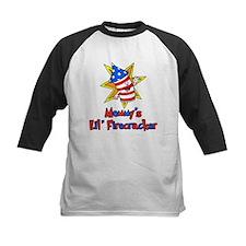 LittleFirecracker_mommy Baseball Jersey