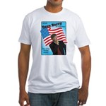 Dave Barry For President Fitted T-Shirt