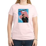 Dave Barry For President Women's Light T-Shirt