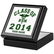 Class Of 2014 BSN Keepsake Box