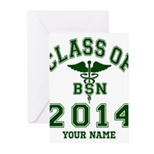 Class Of 2014 BSN Greeting Cards (Pk of 10)
