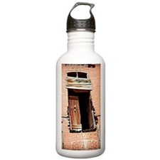 Door to Nowhere Sports Water Bottle