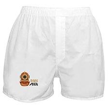 Dive Deep Boxer Shorts