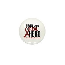 Multiple Myeloma Real Hero 2 Mini Button (10 pack)