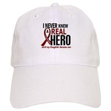 Multiple Myeloma Real Hero 2 Baseball Cap