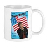 Dave Barry For President Mug