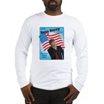 Dave Barry For President Long Sleeve T-Shirt