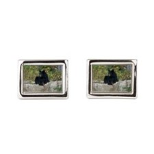 Autumn Bear Daze #3 Cufflinks