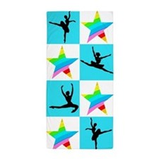 Amazing Dancer Beach Towel
