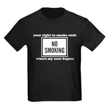No Smoking Sign T