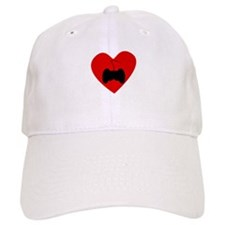 Video Games Heart Baseball Baseball Cap