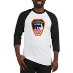 Columbus Fire Department Baseball Jersey