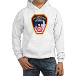 Columbus Fire Department Hooded Sweatshirt