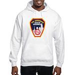 Columbus Fire Department Hooded Sweatshirt