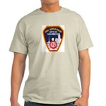 Columbus Fire Department Light T-Shirt