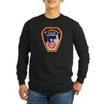 Columbus Fire Department Long Sleeve Dark T-Shirt
