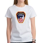 Columbus Fire Department Women's T-Shirt