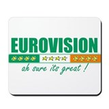 Irish Eurovision Mousepad