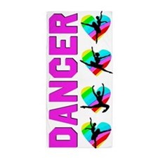 Darling Dancer Beach Towel